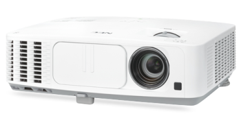 NEC NP-P401H high resolution projector